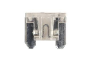 Connect 30443 Low Profile Mini Blade Fuse 25-Amp-Clear Pk 25